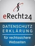 Datenschutzerklärungs-Siegel
